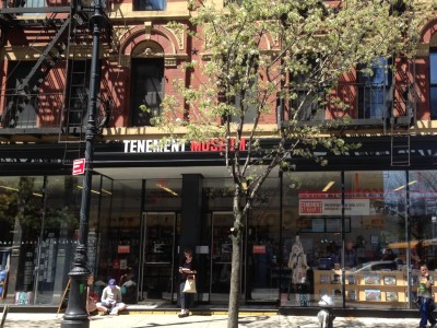 Tenement-Museum NYC